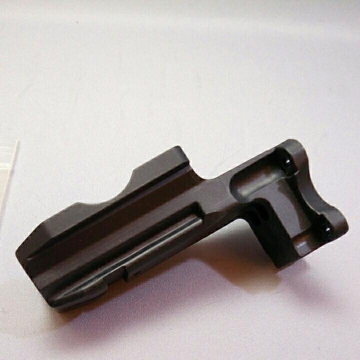 本体なし SUREFIRE MILLENIUM Weaponlight M101 LASER PRODUCTS GLOCK MOUNT 箱バルブグロック用マウント ベース_画像6