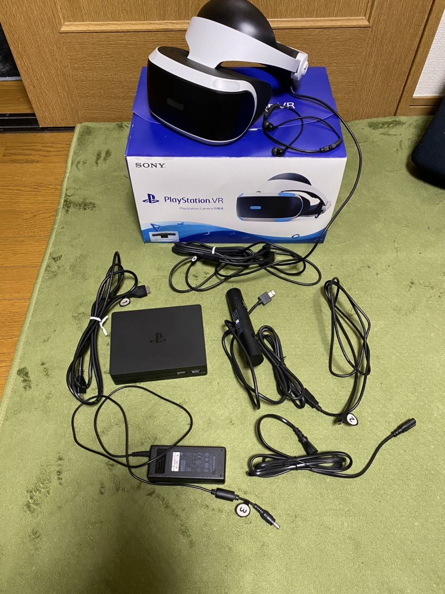 PlayStation VR Camera 同梱版 CUHJ-16003 PSVR _画像2