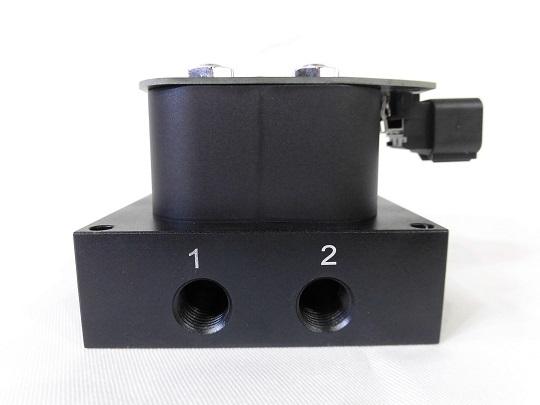 エアサス マニホールドバルブ+ワイヤレスリモコンキット 2独電磁弁 新品_画像3