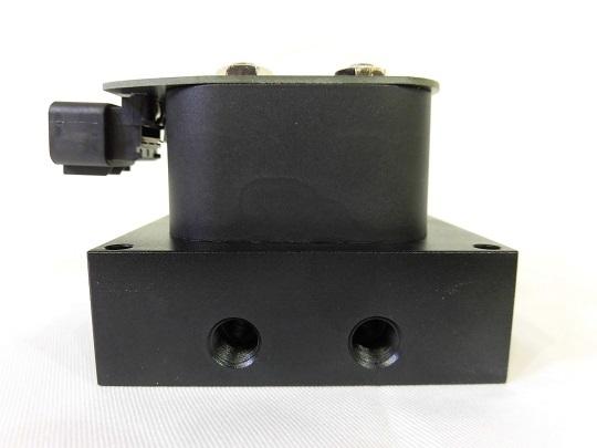 エアサス マニホールドバルブ+ワイヤレスリモコンキット 2独電磁弁 新品_画像4