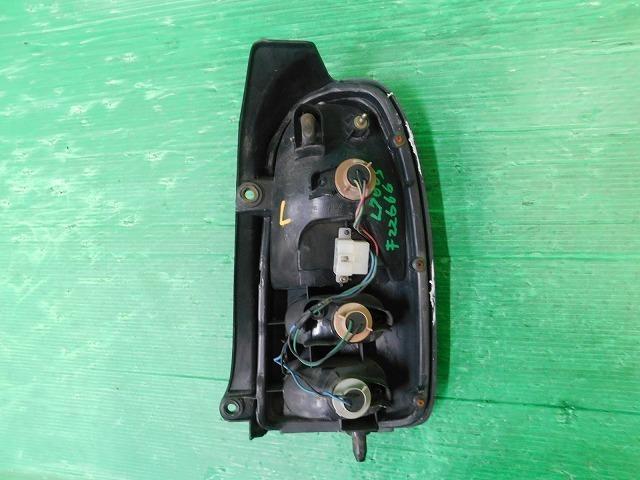旧車 1998年式 L700S ミラ ターボ 左 テールランプ_画像3