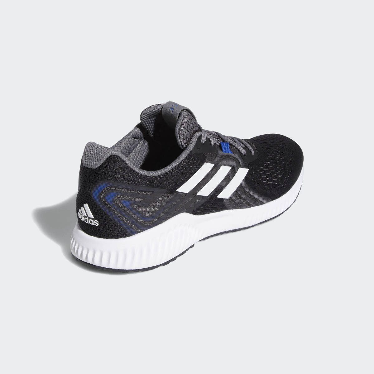 新品 ADIDAS アディダス スニーカー ランニングシューズ エアロバウンス2 トレーニングシューズ ウォーキングシューズ 運動靴 27cm_画像4
