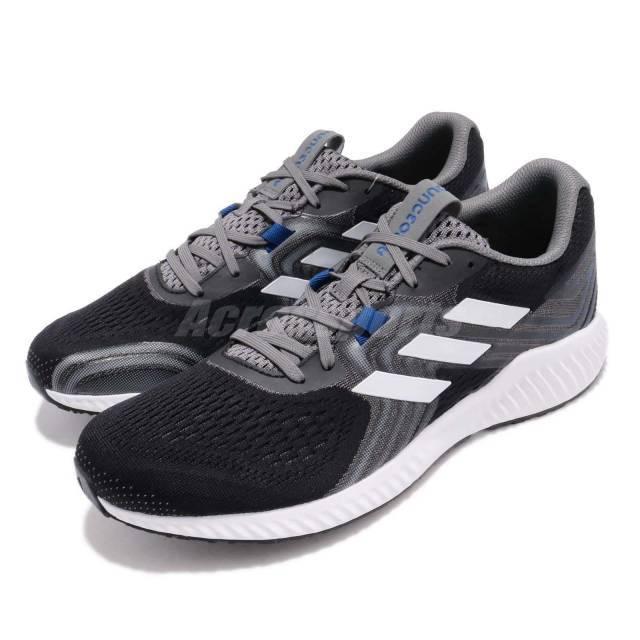 新品 ADIDAS アディダス スニーカー ランニングシューズ エアロバウンス2 トレーニングシューズ ウォーキングシューズ 運動靴 27cm_画像9