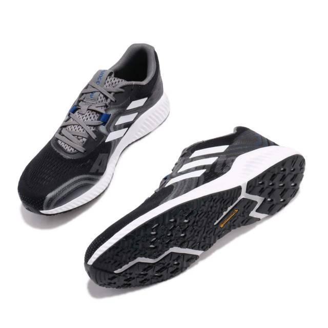 新品 ADIDAS アディダス スニーカー ランニングシューズ エアロバウンス2 トレーニングシューズ ウォーキングシューズ 運動靴 27cm_画像10