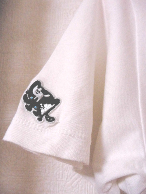 値下 即決有 フラボア × バルセロナ横町 FRAPBOIS × BARCELONA YOKOCHO Tシャツ 日本製 〒180_画像3
