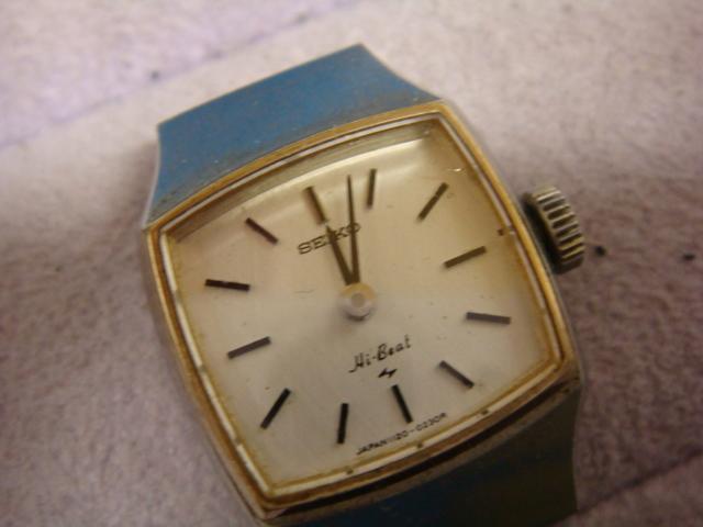 ◆◇557M【アンティーク】セイコーエンジェル・ハイビート・サルビア・他 手巻き腕時計 5本◇◆_画像3