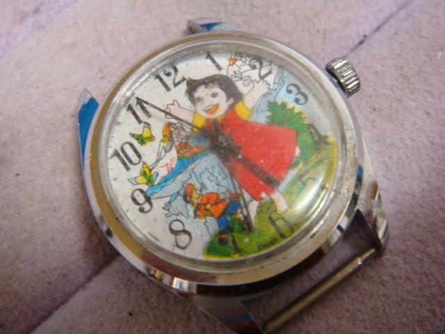 ◆◇557M【アンティーク】セイコーエンジェル・ハイビート・サルビア・他 手巻き腕時計 5本◇◆_画像6