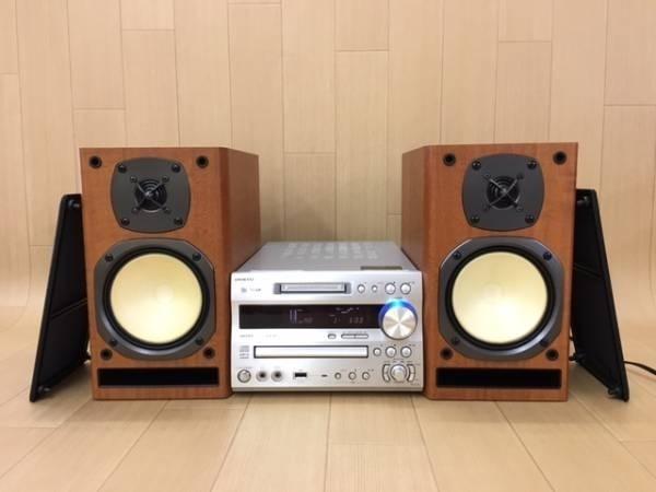ONKYO X-N7XX ( FR-N7XX / D-N7XX ) CD/MD/USB/Tunerコンポ ★高音質MD最終機種★整備済みフルセット ◆_画像5