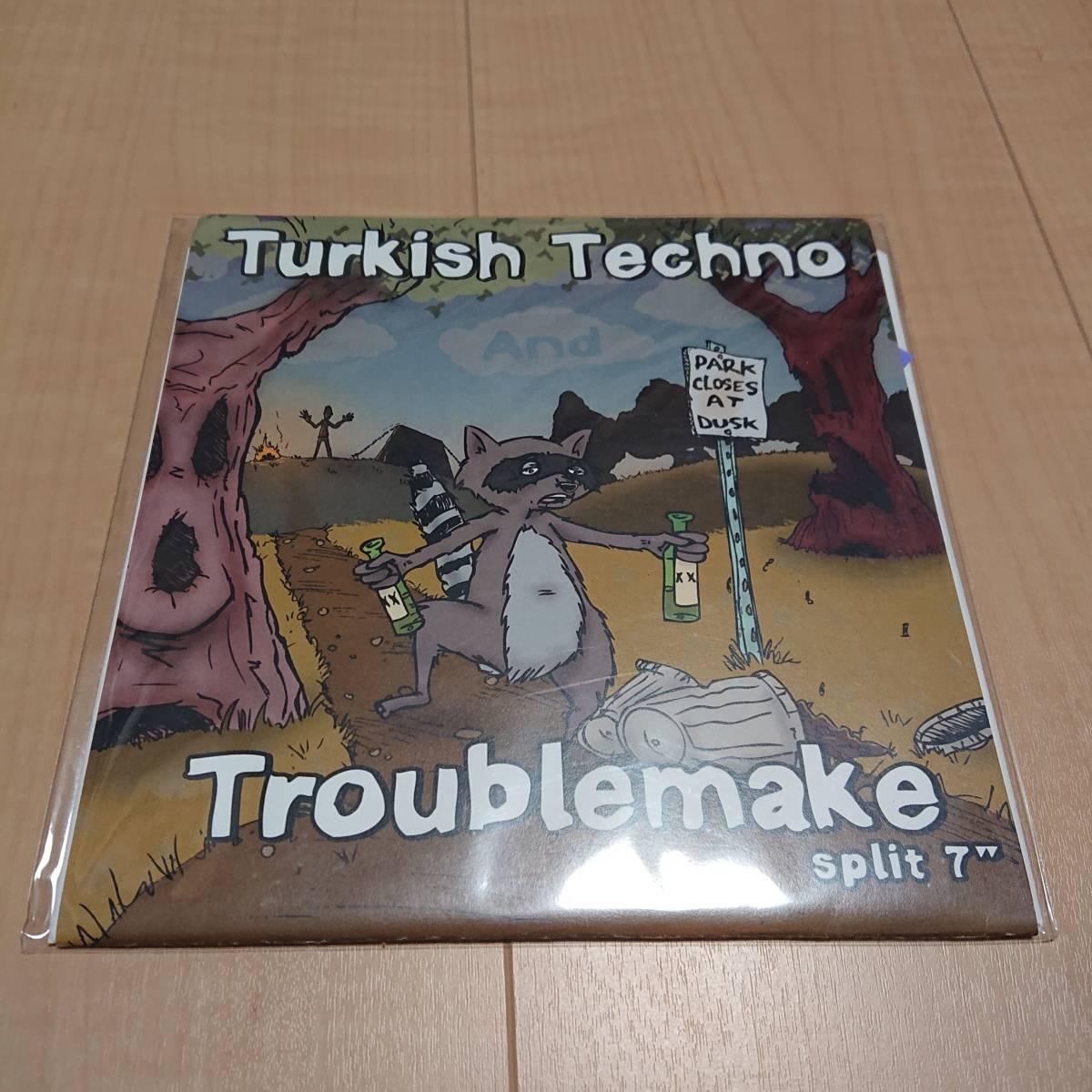 【Turkish Techno - Troublemake】dillinger four jawbreaker ergs pop punk