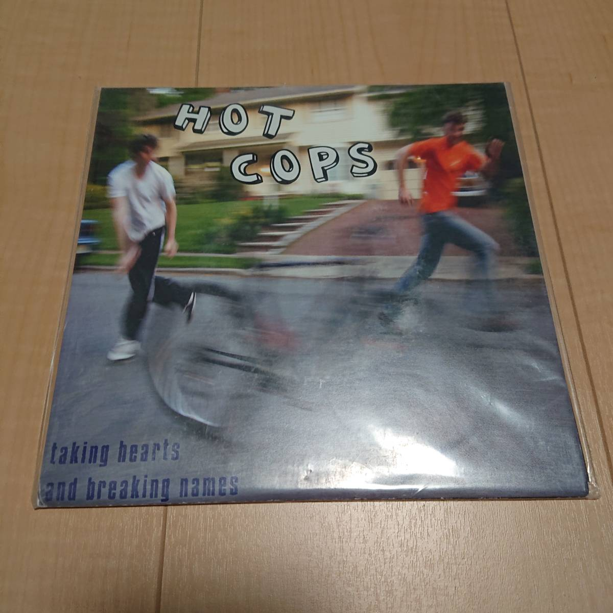 【Hot Cops - Taking Hearts And Breaking Names】chisel superchunk starmarket