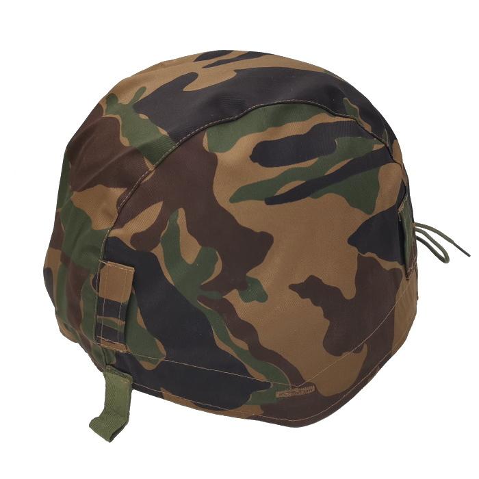 数量限定 航空自衛隊 野戦迷彩 カバー ヘルメット 鉄帽覆い ヘルメットカバー ミリタリー サバゲー 空自_画像1