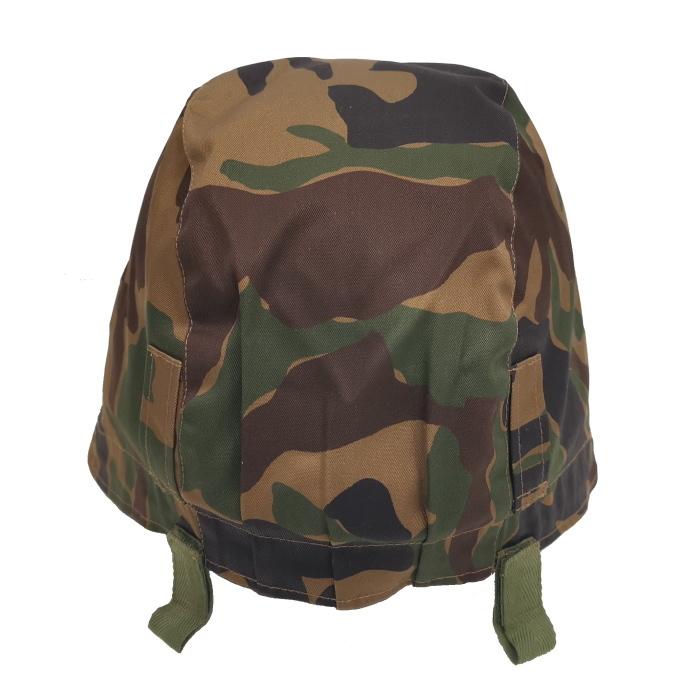 数量限定 航空自衛隊 野戦迷彩 カバー ヘルメット 鉄帽覆い ヘルメットカバー ミリタリー サバゲー 空自_画像3