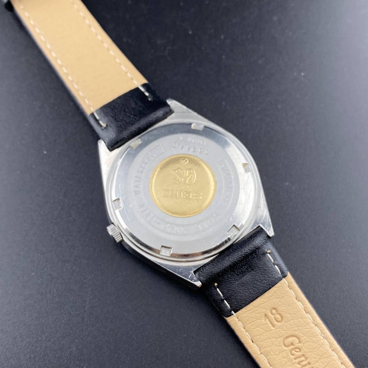 【1円~】GRAND SEIKO グランドセイコー 腕時計 メンズ 自動巻 HI-BEAT ハイビート デイデイト 可動品_画像4