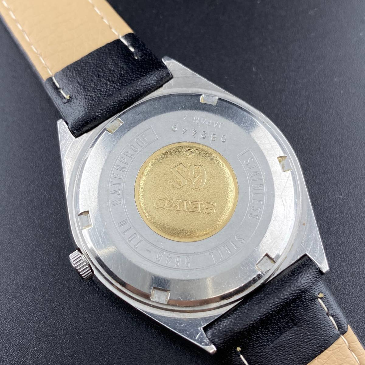 【1円~】GRAND SEIKO グランドセイコー 腕時計 メンズ 自動巻 HI-BEAT ハイビート デイデイト 可動品_画像5