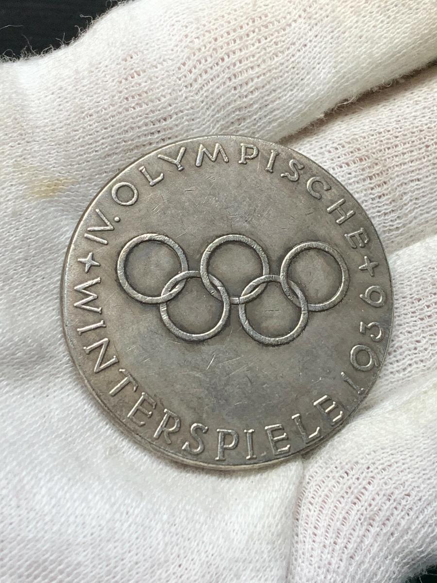 Ω1936年 ドイツベルリン オリンピック 古銭硬貨銀貨系 レア記念 メダルコイン アンティーク 希少骨董 海外外国世界 復刻レプリカ よ15_画像1