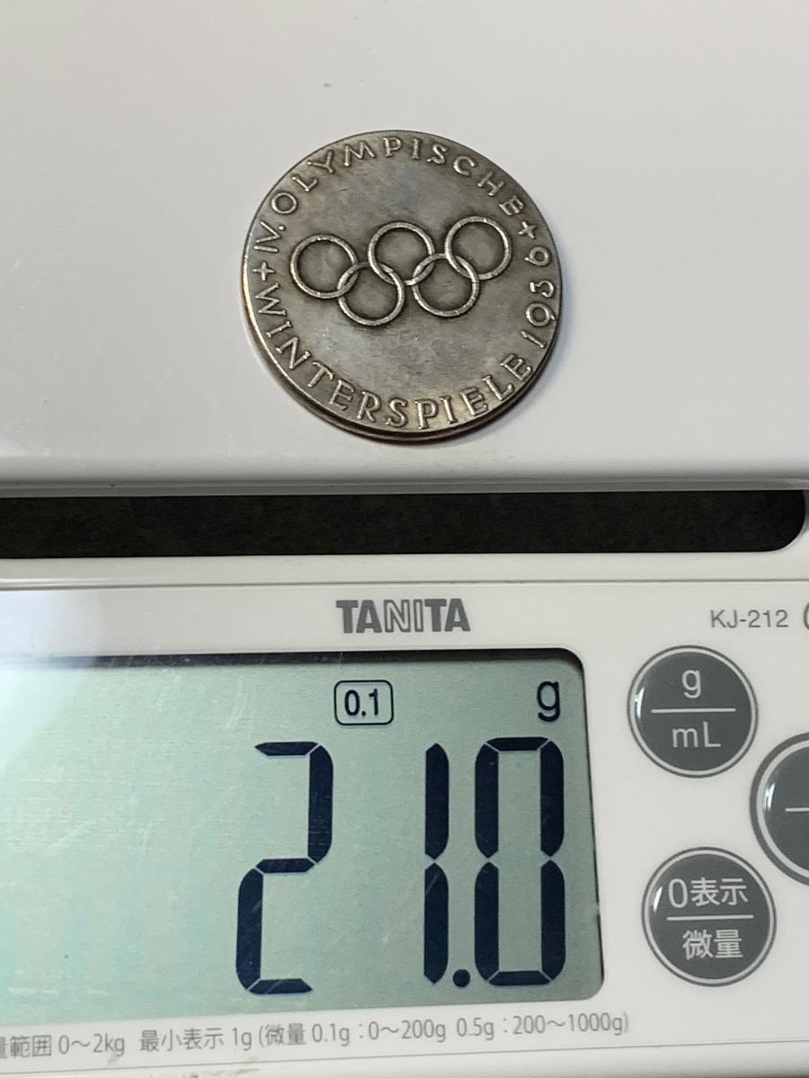 Ω1936年 ドイツベルリン オリンピック 古銭硬貨銀貨系 レア記念 メダルコイン アンティーク 希少骨董 海外外国世界 復刻レプリカ よ15_画像3