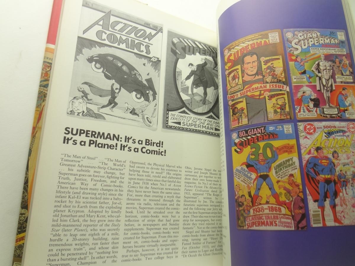 The International Book of Comics アメコミ Spiderman Superman Disney Tarzan Hulk Batman_画像4