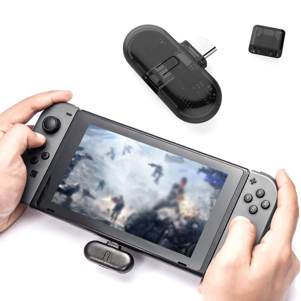 Gulikit ROUTE+ USB Type-C Bluetooth オーディオトランスミッター Nintendo Switch 対応_画像2