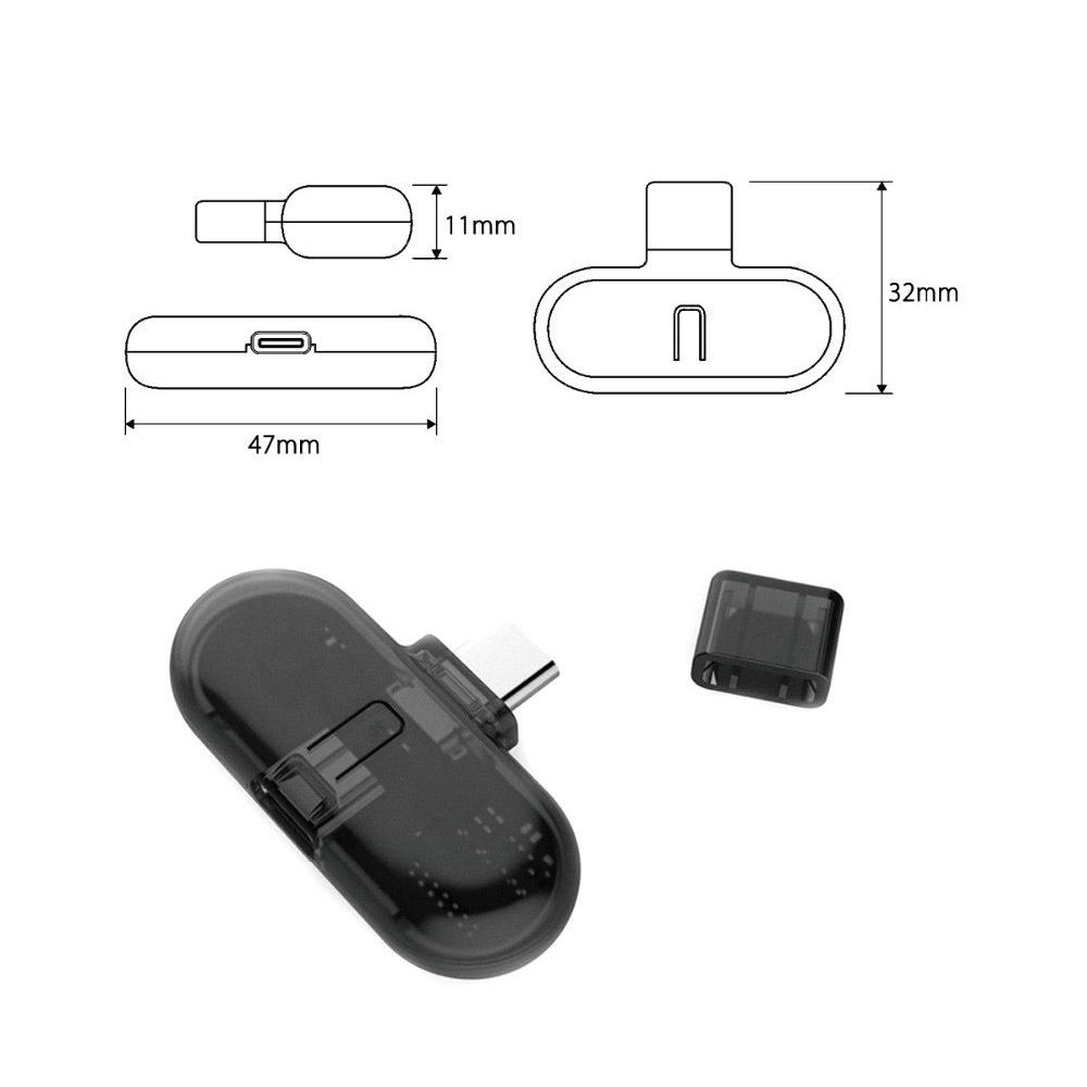 Gulikit ROUTE+ USB Type-C Bluetooth オーディオトランスミッター Nintendo Switch 対応_画像10