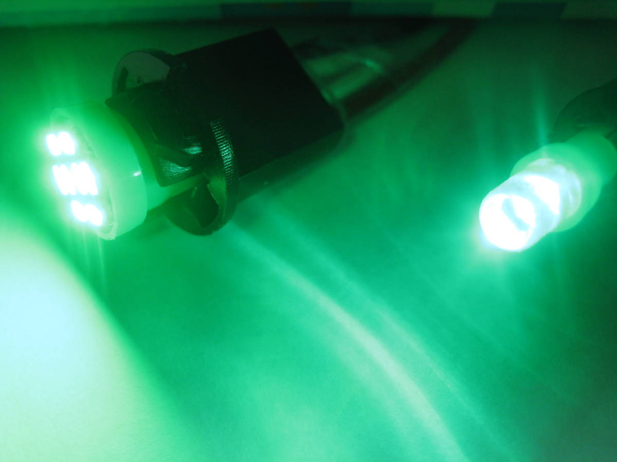 YAMAHA ヤマハ SRX600(3SX1/3SX2) SRX400(1JL0/2NY0/3HU1/3VN1/3VN2) メーターパネル用LED 7個セット 送込_画像6