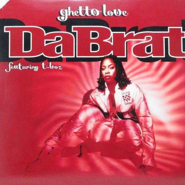 【SALE】ES11 / Da Brat Featuring T-Boz / Ghetto Love / 1996 / レコード_画像1