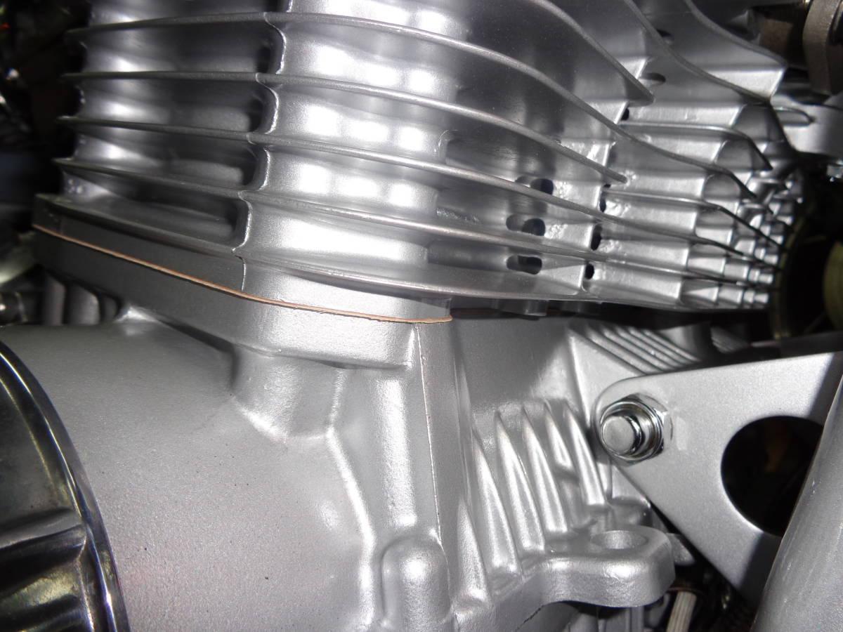 耐熱塗料 AREA  トップヒート  シルバー  CB GT RZ GSX Z1 FZ RZ TZR CBX CBR VT VTR FZR XJ XJR SR TW FJ _画像3