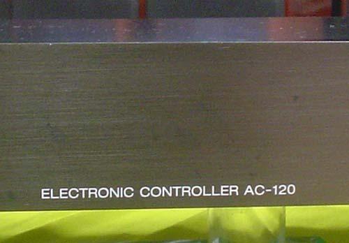 TOA/イコライジング・コントローラー『AC-120』JUNK_画像7
