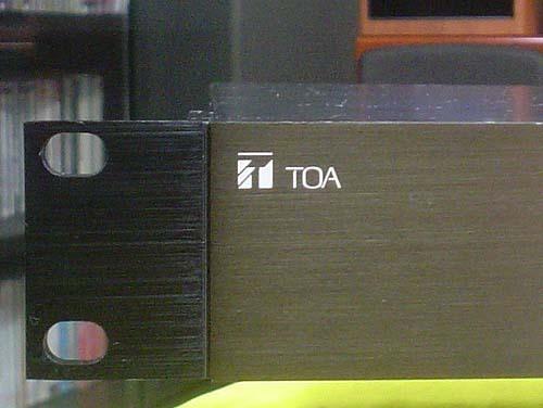 TOA/イコライジング・コントローラー『AC-120』JUNK_画像6