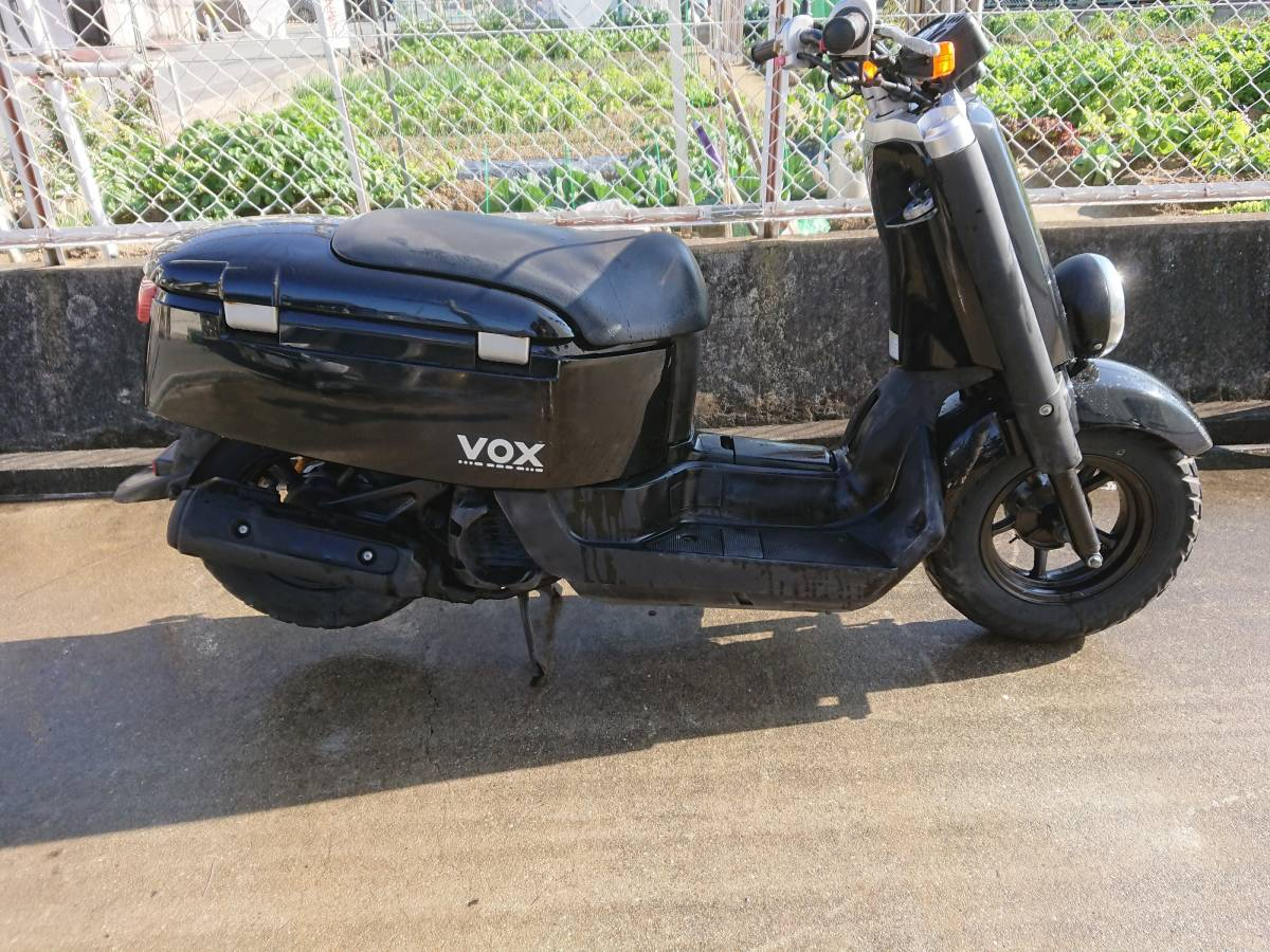 「VOX ボックス SA31J ブラック」の画像3
