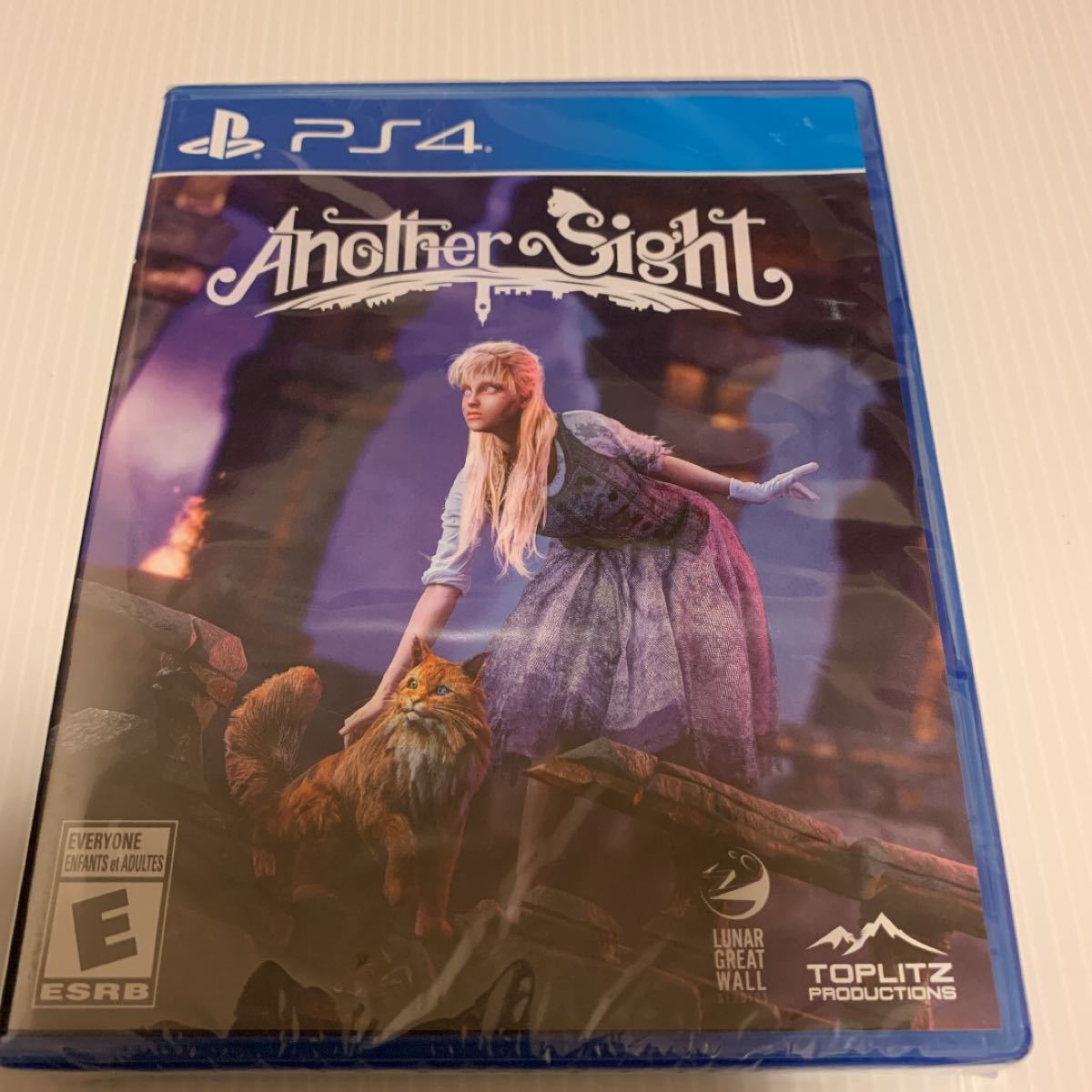 Another Sight ps4 ソフト 北米版 新品未開封