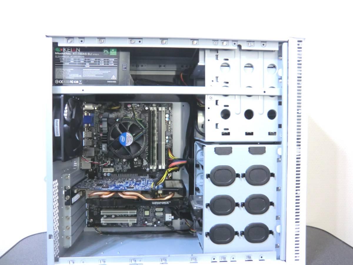 自作 PC (i7 3770/2TB/8G/GTX660/Blu-ray/HDMI/Win10-64bit)_画像3