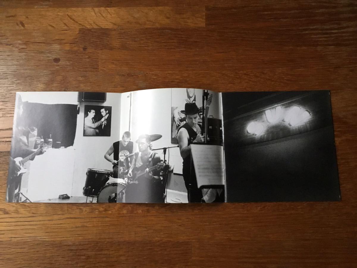 国内盤CDアルバム『魂の叫び』(Rattle and Hum) U2_画像4