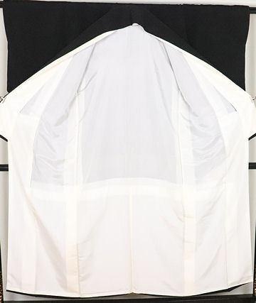 【送料無料】黒留袖★正絹★花鳥紋 ki23960【美品】_画像5