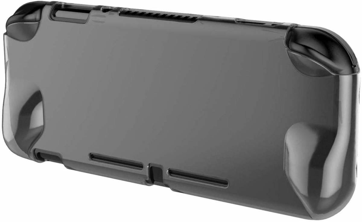 任天堂 Switch Lite TPUカバー ニンテンドー Nintendo NS 対応 シリコン保護カバー 衝撃吸収 全 面 保護 高品質 着脱簡単 ケース