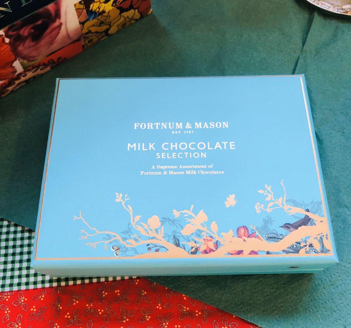 バレンタインにも【ミルクチョコレート・セレクションボックス 120g】ひと粒ずつが宝もの~フォートナム&メイソン_画像9