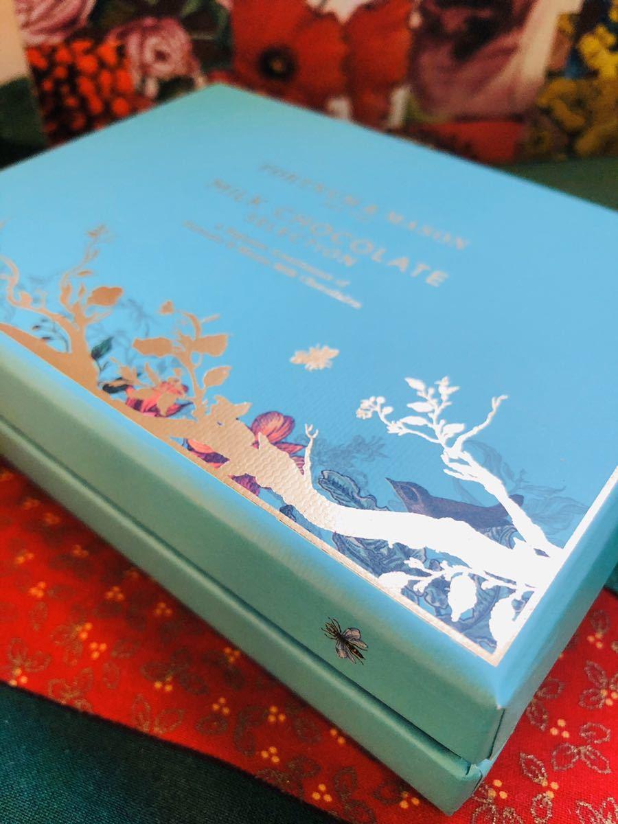 バレンタインにも【ミルクチョコレート・セレクションボックス 120g】ひと粒ずつが宝もの~フォートナム&メイソン_画像8