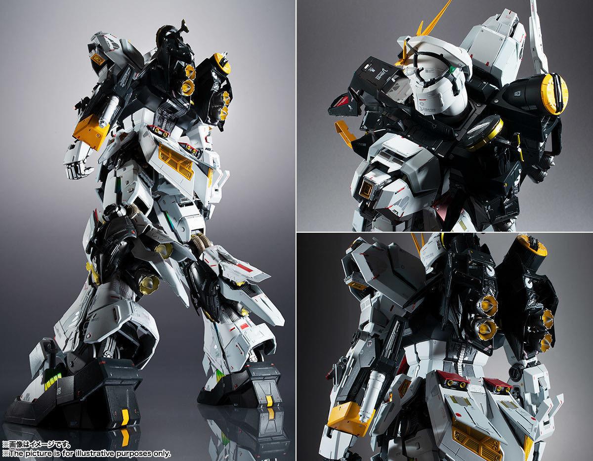 【新品未開封】METAL STRUCTURE 解体匠機 RX-93 νガンダム  機動戦士ガンダム 逆襲のシャア_画像2