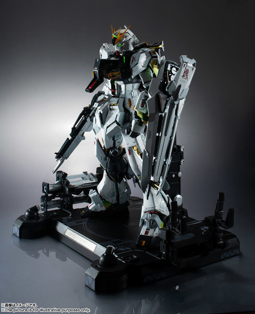 【新品未開封】METAL STRUCTURE 解体匠機 RX-93 νガンダム  機動戦士ガンダム 逆襲のシャア_画像1