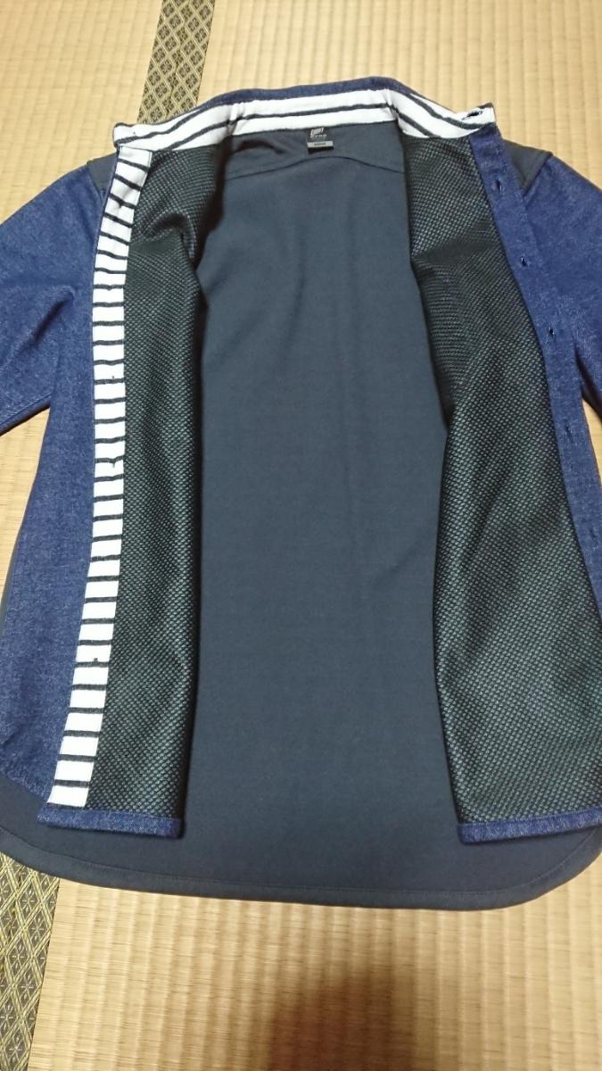 【美品】HYOD ヒョウドウ ウィンドブロックシャツ サイズM STI7057100M_画像5