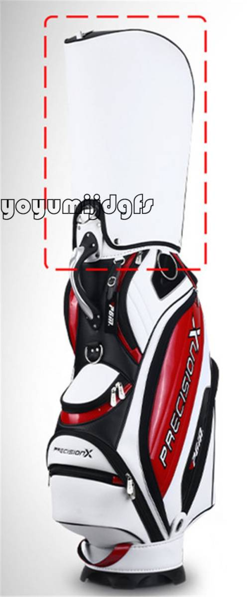高品質防水多機能 キャディバッグ ゴルフバッグ スポーツ ゴルフ用品 長持ち 耐久性 大容量 高品質素材 yoyu 8_画像2