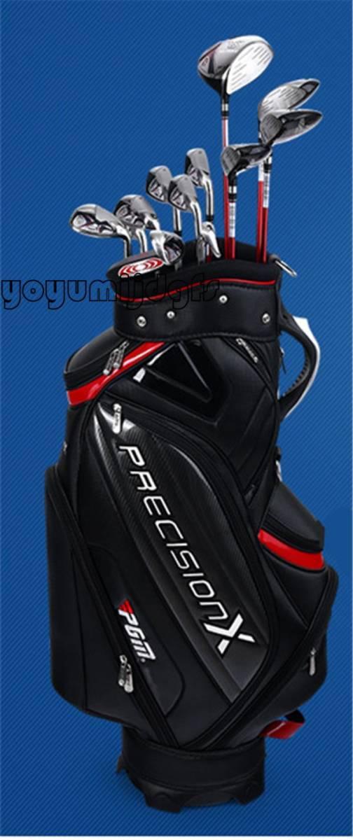 ゴルフ用品 スポーツ キャディバッグ ゴルフバッグ 長持ち 耐久性 収納ポケット豊か 多機能 大容量 品質保証 yoyu 9_画像2