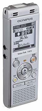 オリンパス OLYMPUS ステレオICレコーダー Voice Trek V-872 シルバー 4GB_画像2