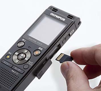 オリンパス OLYMPUS ステレオICレコーダー Voice Trek V-872 シルバー 4GB_画像4