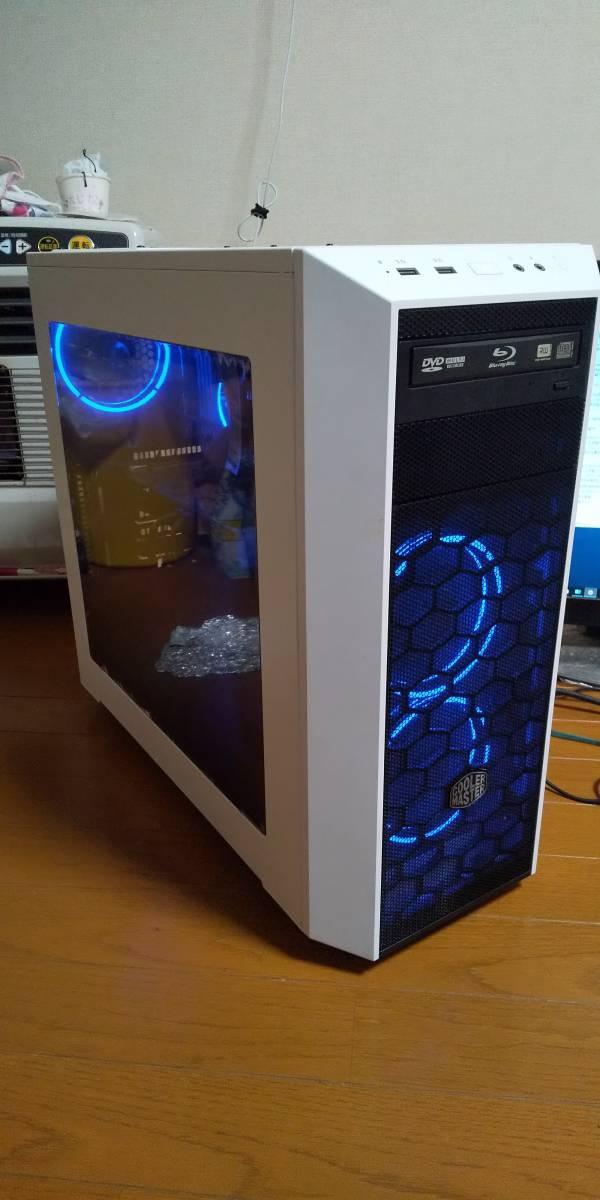 自作PC Xeon E5 2690v3(ES品) Asus X99-A メモリ64GB ZOTAC GTX670 2G SSD250G 電源500W
