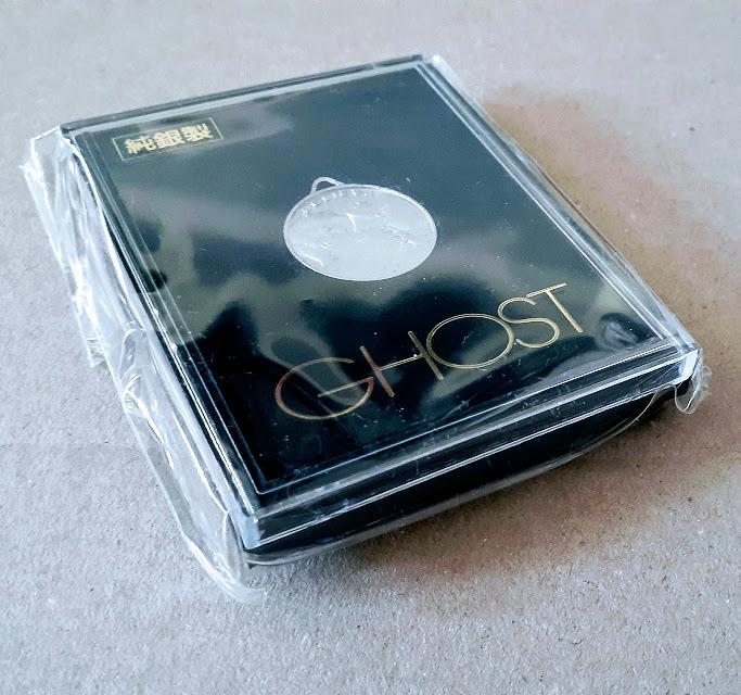 未開封未使用非売品 パラマウント映画 GHOST / ゴースト ニューヨークの幻 純銀製 ペンダントヘッド / デミ・ムーア パトリック・スェイジ