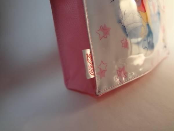 コカ・コーラオリジナルウィンタートートバッグ くまのプーさん_画像3