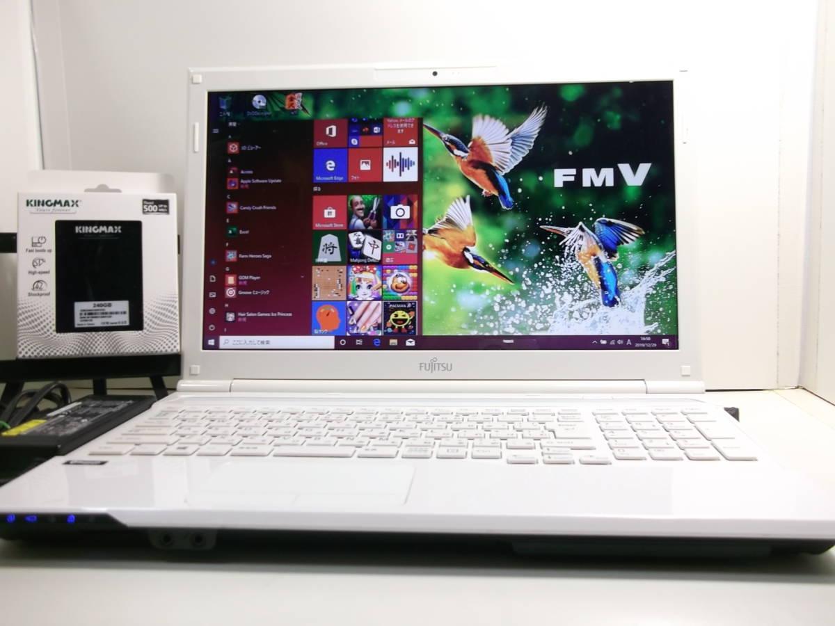 【新品 SSD搭載 】高機能 Dual-Core ☆最新Windows10/ 最新バージョン1909/ Bluetooth/ U