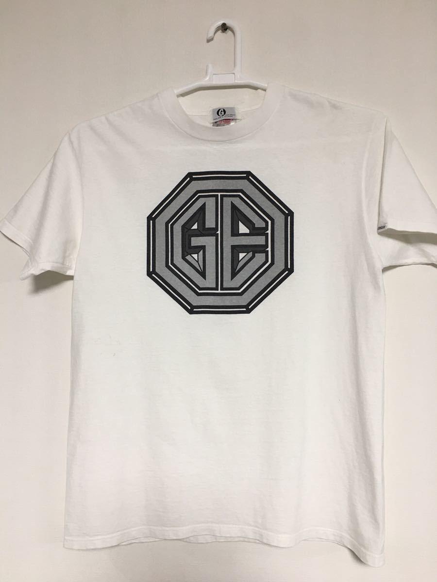 【90s 初期 オリジナル】GOOD ENOUGH ロゴ Tシャツ L オリジナル OLD ヴィンテージ アンダーカバー グッドイナフ エイプ_画像1
