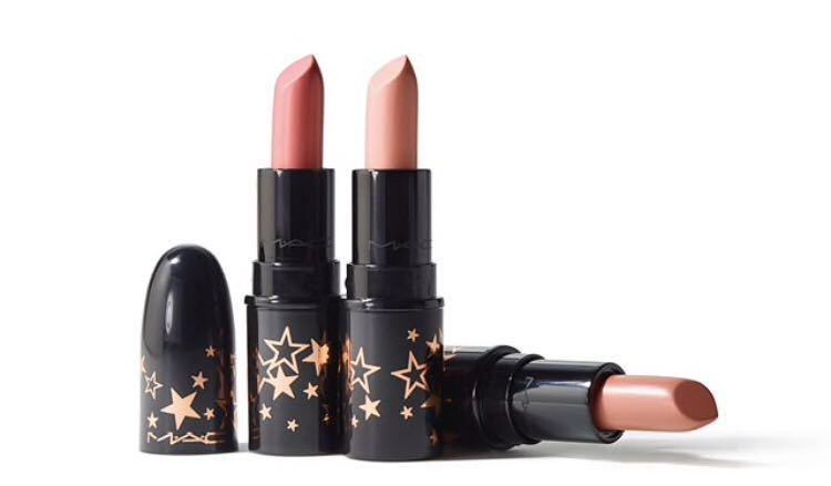 【新品】 MAC cosmetics ラッキースターズリップスティックキット neutral クリスマスコフレ 2019 ホリデー限定 完売品 限定_画像3