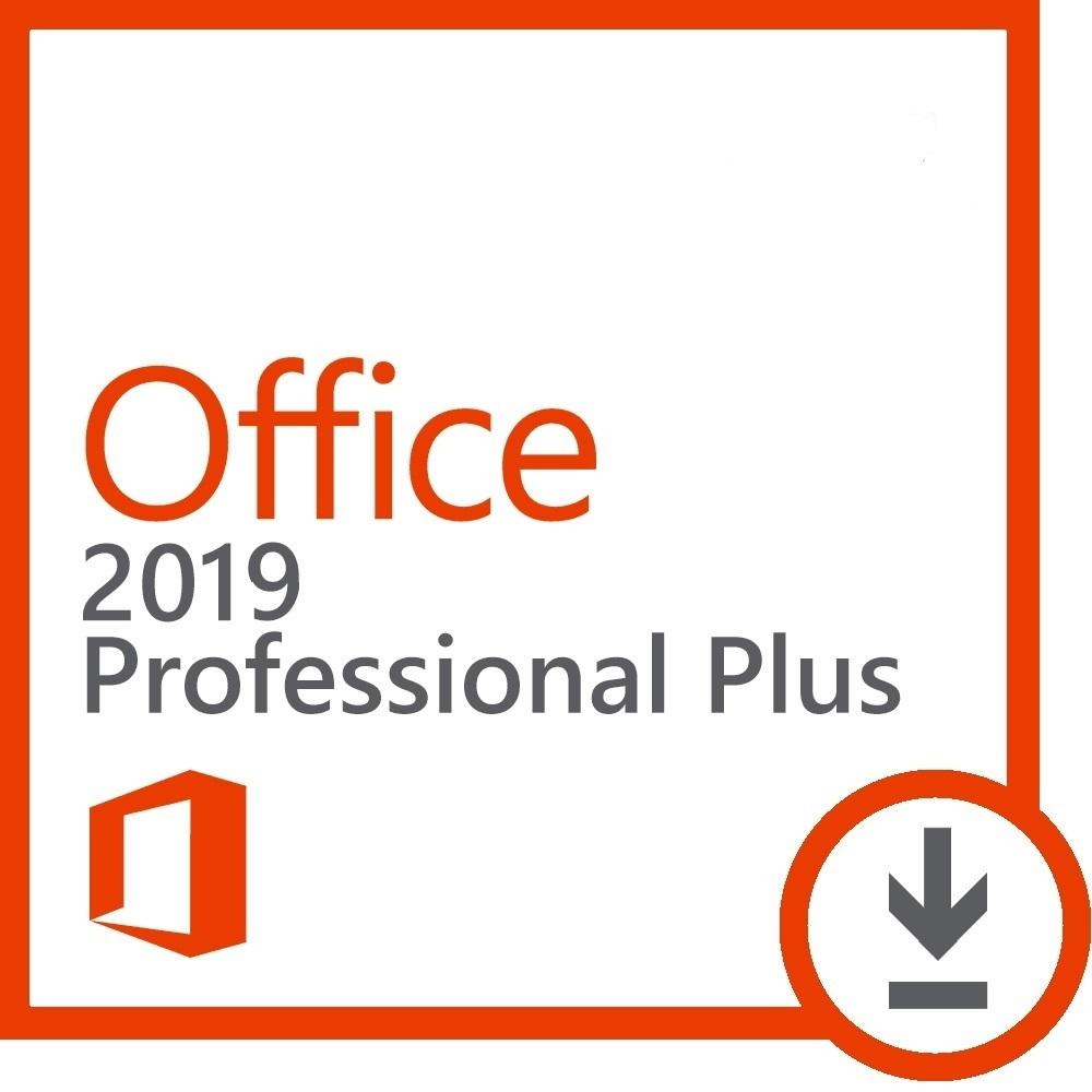 【永続認証:正規品】Microsoft Office Professional Plus 2019 [Word Excel Power Point] プロダクトキー日本語版 ダウンロード 認証保証